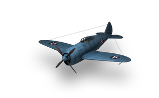 Republic XP-44 Rocket
